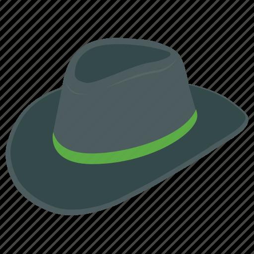 Bonnet, chapeau, cowboy hat, fedora hat, hat icon - Download on Iconfinder