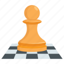 checkerboard, chess, chess board, chess piece, strategy icon