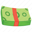 green money, money, money pile, money stack, paper money icon