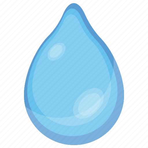driblet, droplet, liquid particle, teardrop, water drop icon