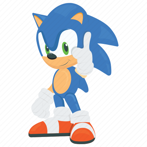 Computer Game Game Character Sonic The Hedgehog Supersonic Video Game Icon