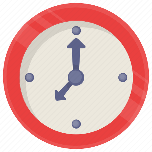 Clock, time clock, timing game, video game icon, wall clock icon - Download on Iconfinder