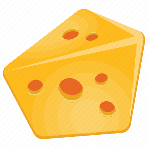 Cheese, cheese clipart, dairy product, rat favorite food, yellow cheese icon - Download on Iconfinder