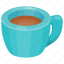 black tea, cardamom tea, coffee, tea, tea cup icon