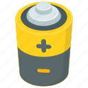 battery, battery cell, electrical cell, rechargeable battery, voltage battery icon