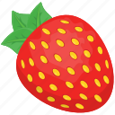 fruit ninja, fruits, kids game character, strawberry, strawberry clipart