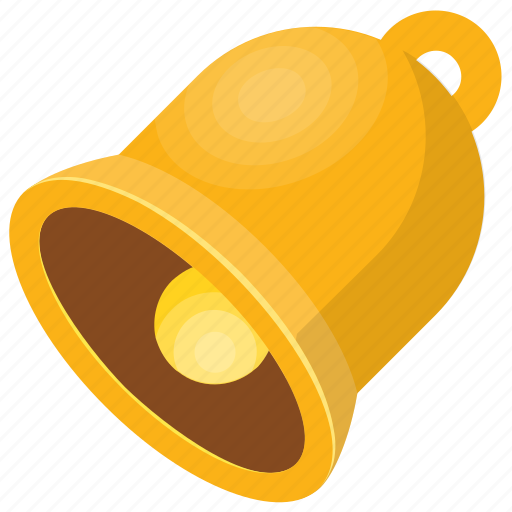 Bell, christmas bell, church bell, ring bell, sweet sound icon - Download on Iconfinder
