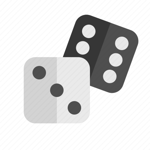 casino, dice, gamble, game, play icon