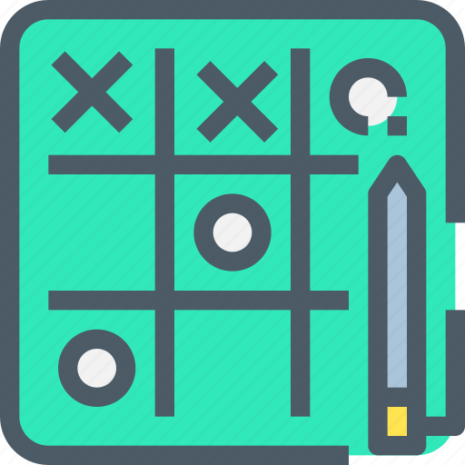business, game, logic, puzzle, square icon
