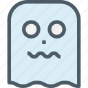 entertainment, ghost, halloween, monster icon