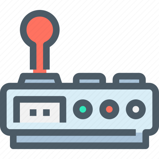 controller, entertainment, game, game pad, technology icon