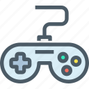 controller, entertainment, game, gaming, technology icon