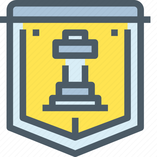 adventure, entertainment, games, protect, strategy icon