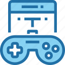controller, entertainment, game, mobile, technology icon
