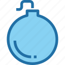 ammunition, attack, bomb, danger, explosion icon