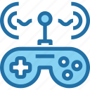 controller, entertainment, game, gamepad, technology icon