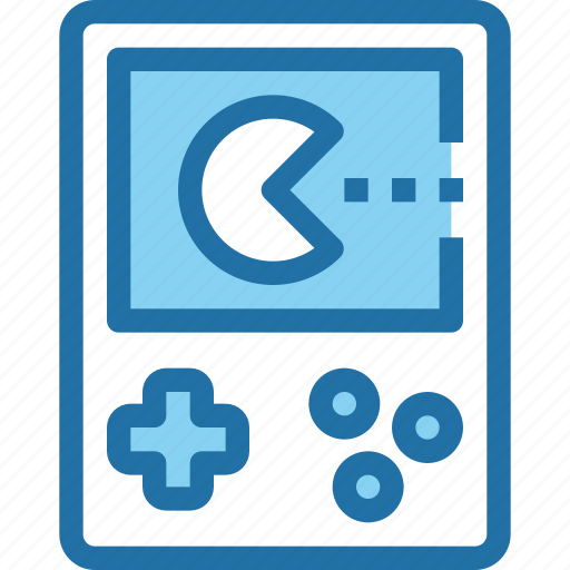 entertainment, game, pacman icon