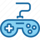 controller, entertainment, game, play, technology icon