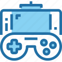 controller, entertainment, game, mobile, smartphone, technology icon