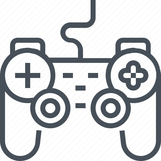 control, controller, game, game console, game controller, hardcore gamer, video game icon