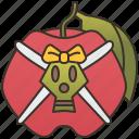 fantasy, food, fruit, games, health icon