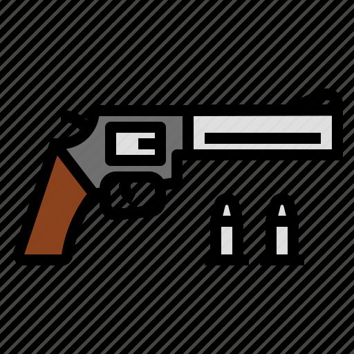 bullets, fight, game, gun, gunner, weapon icon
