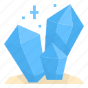 stone, treasure, jewel, crystal, treasury, gem icon