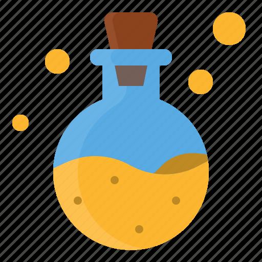 chemist, drug, magic, poison, portion icon