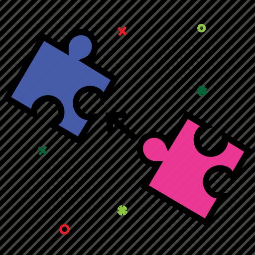 creative, game, idea, marketing, puzzle, seo, solutions icon