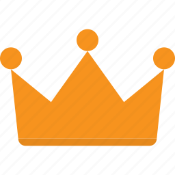 crown, king, premium, rich, success, wealth, win icon