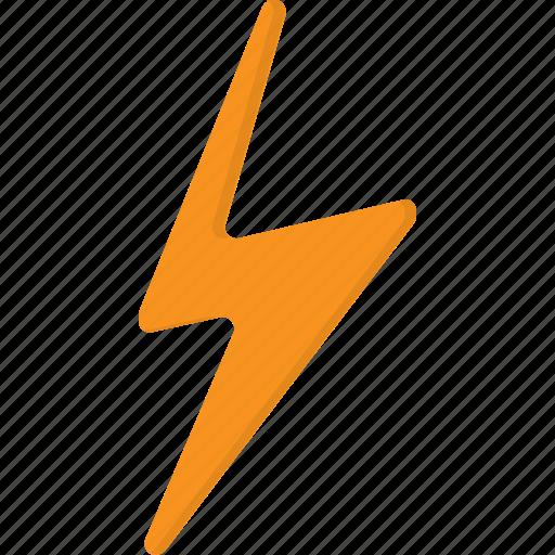 charge, damage, energy, item, lightning, power icon