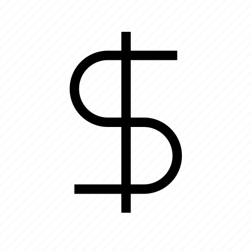 currency, dollar, finance, money icon