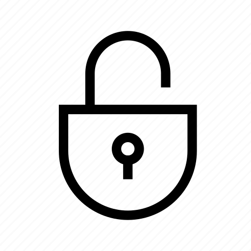 lock, password, security icon