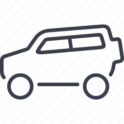 car, game, shipping, transport icon