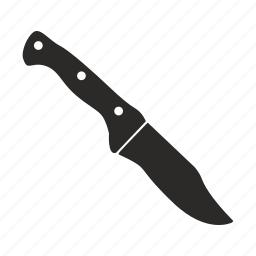 army, blade, knife, steel, weapon icon