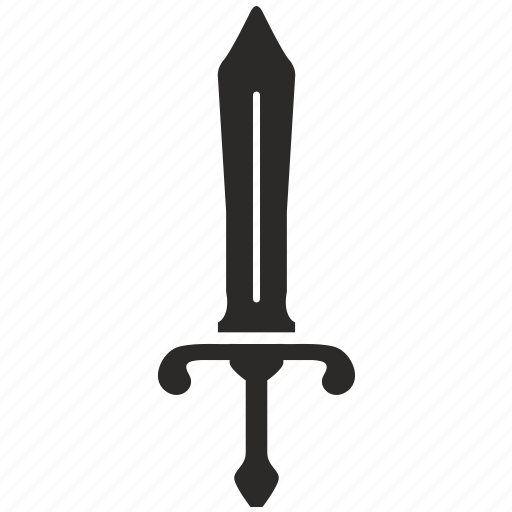 Blade, game, steel, sword, weapon icon - Download on Iconfinder