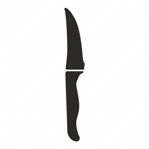 blade, dishes, kitchen, knife icon