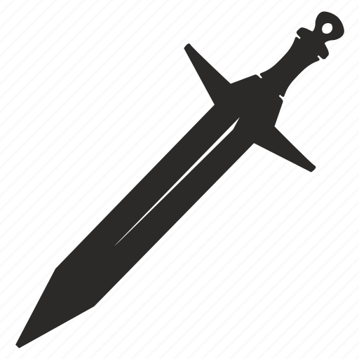 arms, blade, steel, sword icon