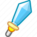 attack, knief, sword icon