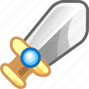 attack, game, games, knief, sword, weapon icon