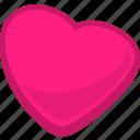 favorites, heart, life, like, love icon