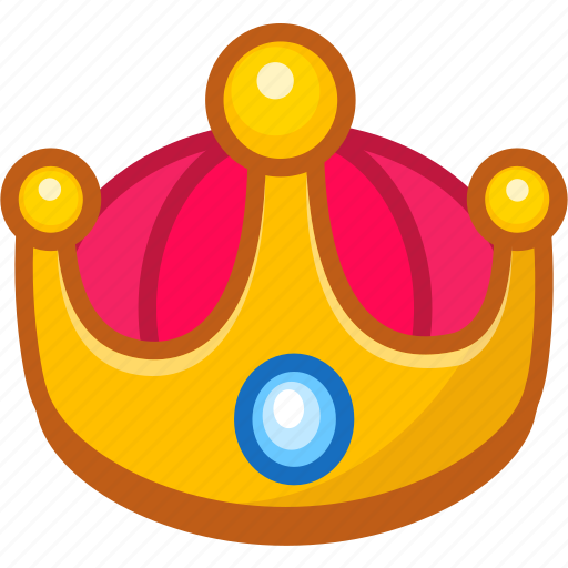 award, crown, king, royal, trophy, vip icon