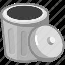 clear, delete, garbage, trash icon