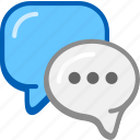 communication, game, informations, meesages icon