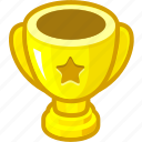 achievement, award, game, games, trophy, win, winner icon