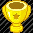achievement, award, game, games, trophy, win, winner icon