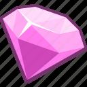 casino, diamond, gem, stone icon