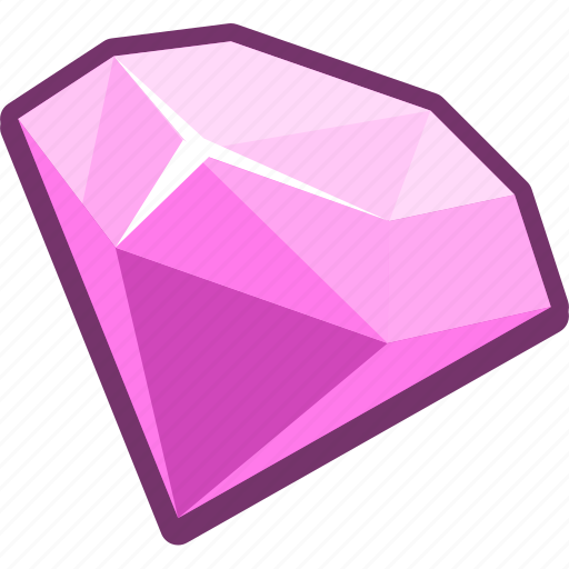 casino, diamond, gem, stone icon