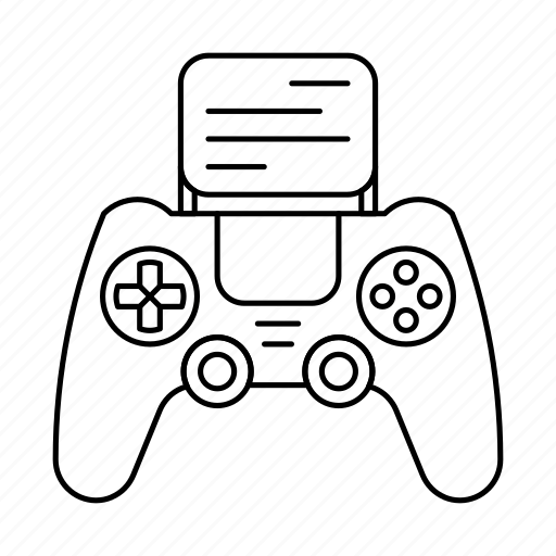 console, controller, game, gamepad, joypad icon