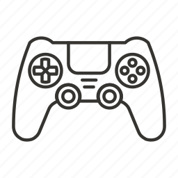 controller, game, gamepad, joystick, play, play station, ps icon